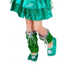 Ariel The Little Mermaid Leg Warmer for Child - Accessory