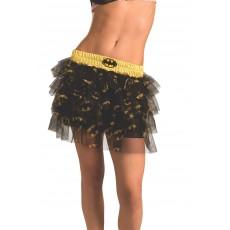 Batgirl Sequin Adult Skirt
