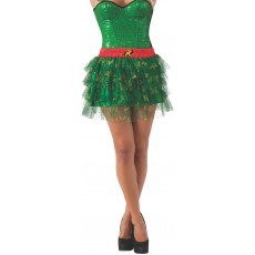 Robin DC Comics Adult Skirt