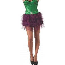 The Joker DC Comics Adult Skirt