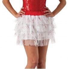 Harley Quinn Suicide Squad Adult Skirt