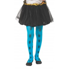 Spider-Girl Blue Child Tights - Accessory