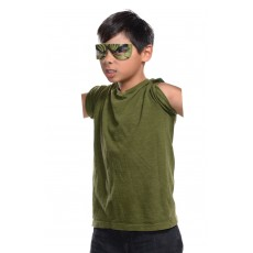 Hulk Character Eyes for Child - Accessory