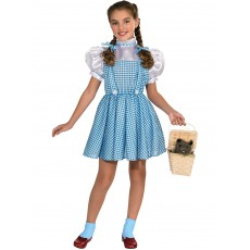 Dorothy Wizard of Oz Classic Child Costume
