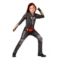 Black Widow Deluxe Light Up Child Costume