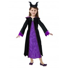 Maleficent Deluxe Child Costume