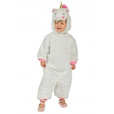 Fluffy Unicorn Minions Unisex Child Costume