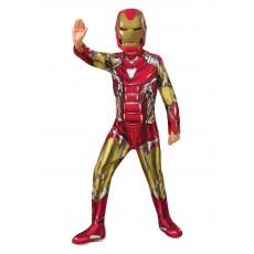 Iron Man Classic Boy's Child Costume