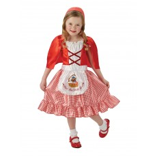 Red Riding Hood Fairytale Child Costume