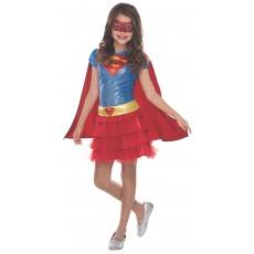 Supergirl Tutu Sequin Child Costume