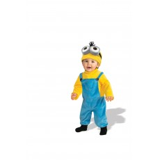 Minion Kevin Toddler Child Costume