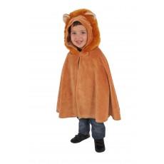 Lion Animals Cub Furry Child Costume