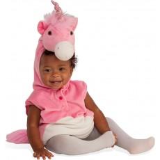 Baby Unicorn Mythical Furry Child Costume