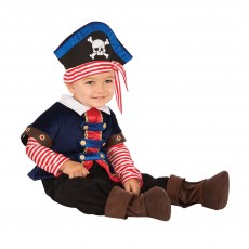 Pirate Toddler Boy Child Costume