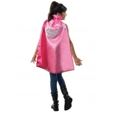 Supergirl DC Pink Child Cape - Accessory