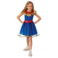 Captain Marvel Tutu Dress Child Costume