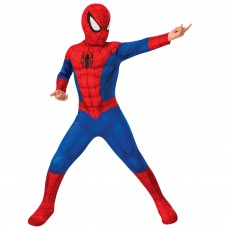 Spider-Man Deluxe Child Costume