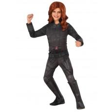 Black Widow Deluxe Child Costume