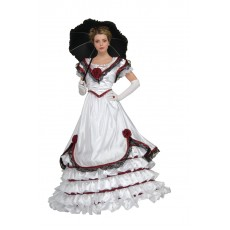 White Southern Belle Western Collector's Edition for Adult
