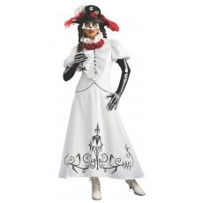 Skeleton Halloween Bride Collector's Edition - Size S