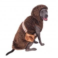 Chewbacca Star Wars Big Dogs Pet Costume
