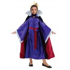 Evil Queen Maleficent Child Costume