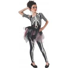 Skelee Ballerina Child Costume Halloween