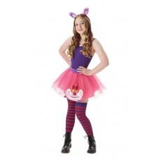 Cheshire Cat Alice In Wonderland Tutu & Accessories Adult Set
