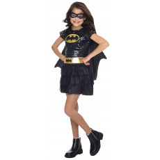 Batgirl Sequin Tutu Child Costume