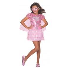 Supergirl Pink Sequin Child Costume