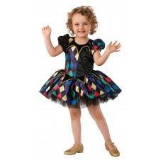 Little Jester Halloween Child Costume