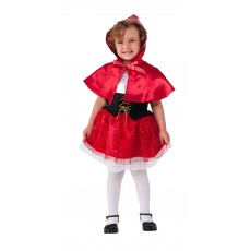 Little Red Riding Hood Fairytale Toddler/Child Costume