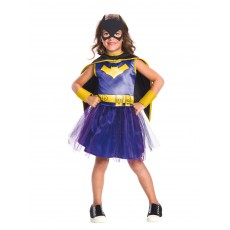 Batgirl Classic Purple Child Costume