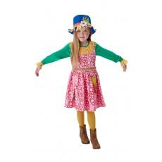 Mrs Scarecrow Wizard of Oz Child Costume