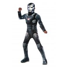 War Machine Iron Man Civil War Deluxe Child Costume