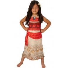 Moana Deluxe Child Costume