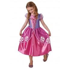 Sofia Disney Princess Classic Pink Child Dress