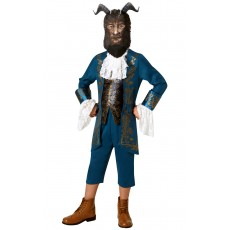 Beast The Beauty & The Beast Live Action Deluxe Child Costume