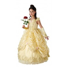 Belle The Beauty & The Beast Limited Edition Numbered Child Costume
