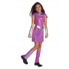 Starfire DC Comics Deluxe Child Costume