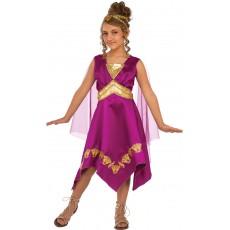 Grecian Goddess Greek & Roman Child Costume
