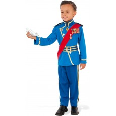 Royal Prince Fairytale Child Costume
