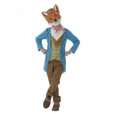 Mr Fox Deluxe Tween Costume Fairytale