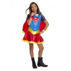 Supergirl Hoodie Child Costume
