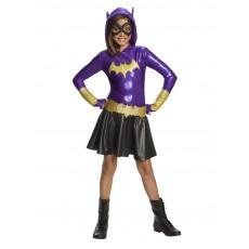 Batgirl DC Superhero Girls Hoodie Child Costume