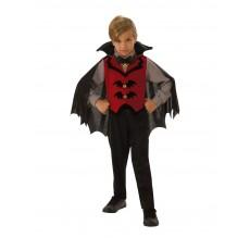 Vampire Halloween Boy Child Costume