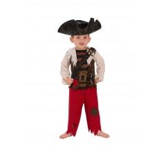 Pirate Matey Child Costume