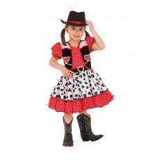 Cowgirl Western Child Costume