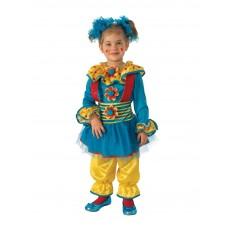 Dotty The Clown Circus Child Costume