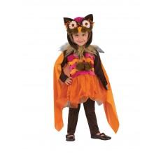 Hoot Owl Animals Child Costume